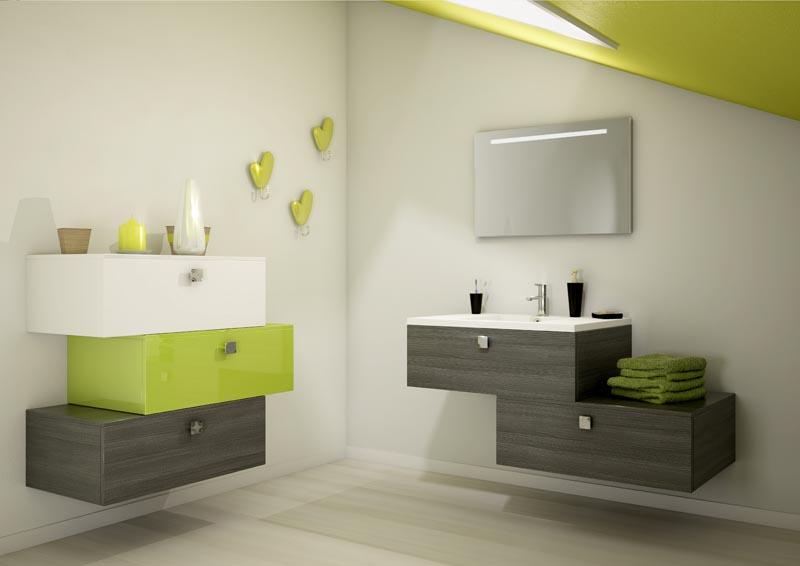 Salle de bain à Laval, L\'huisserie, Nuillé sur vicoin, Entrammes